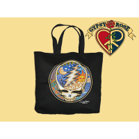 Grateful Dead Sun/Moon SYF Tote Bag