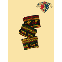 SMALL RASTA COMALAPA COIN PURSE