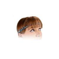 WHAT'S ON YOUR MIND FRIENDSHIP BRAID HEADBAND