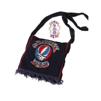 GRATEFUL DEAD STEAL YOUR FACE CLASSIC COTTON DJ BAG