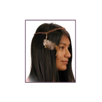 EARTHCHILD RECYCLED SILK HEADBAND