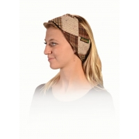 Please Tweed Me Fleece-lined Tweed Headband