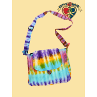 Brighter Daze Tye Dye Purse Bag