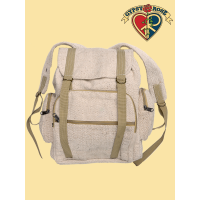 Outward Bound Hemp and Cotton Backpack