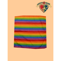 Somewhere Over The Rainbow Bandana