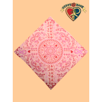 Zest For Life Pink Ribbon Bandana