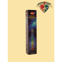 Seven Packs Of 5 Charka Sticks Incense
