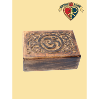 6X4 Jewelry Wood Box Wood Box