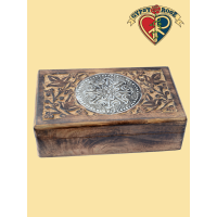 5X7 Wooden Jewelry Box Wood Box