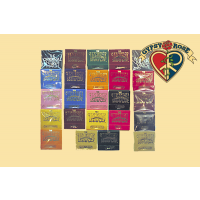 4 PACK OF INCENSE MATCHES