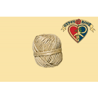 250 GRAM BALL 80LB THICK HEMP TWINE