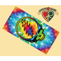 Grateful Dead Tye Dye SYF Towel