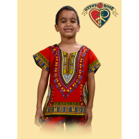 CHILDRENS TRADITIONAL DASHIKI