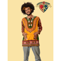 TRADITIONAL LONG SLEEVE DASHIKI