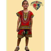 Children of the Sun Dashiki Set