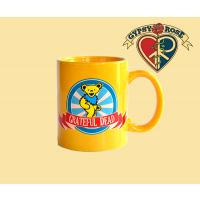Mellow Yellow Grateful Dead Mug