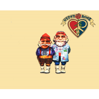 Cheech And Chong Magnet