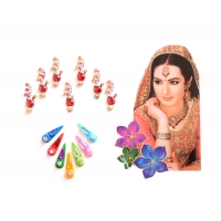Shangri La Assorted Jeweled Bindis