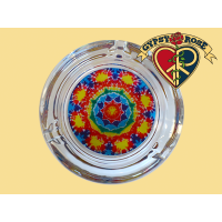 Kaleidoscope Ashtray