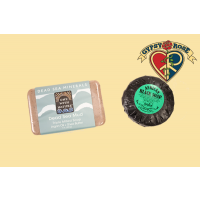 AFRICAN BLACK SOAP SMALL ROUND
