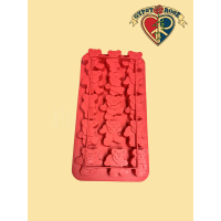 Grateful Dead Dancing Bear Ice Cube Tray