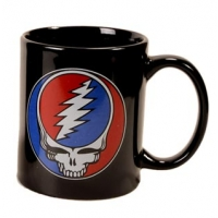 GRATEFUL DEAD STEAL YOUR FACE MUG