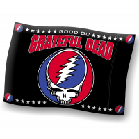 GOOD OL' BOYS GRATEFUL DEAD STEAL YOUR FACE PILLOW CASE COVER