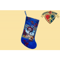 19 INCH  GRATEFUL DEAD STOCKING STOCKING