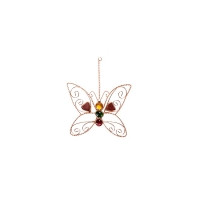 BUTTERFLY WIRED SUN CATCHER