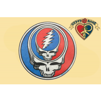 XL Steal Your Face Magnet