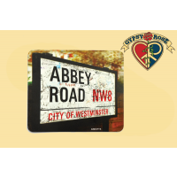 Abbey Road City Of Westminster Mouse Pad