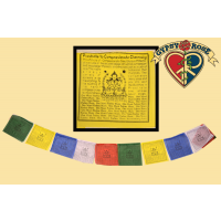 Compassionate Tibetan Prayer Flags