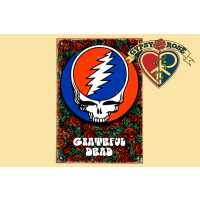 Grateful Dead SYF Tin Sign