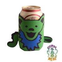 GRATEFUL DEAD DANCING BEAR CAN HUGGIE