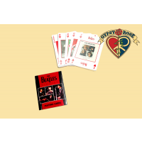 The Beatles Singles Playing Cards