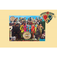 THE BEATLES SGT PEPPERS LONELY HEARTS CLUB PUZZLE