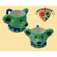 Grateful Dead Molded Bear Mug