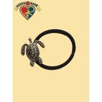 Sea Turtle Hair Tie