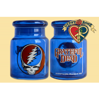 Grateful Dead Steal Your Face Stash Jar