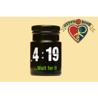 4:19 Wait For It Stash Jar