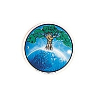 LIVING PLANET-TREE WINDOW STICKER
