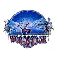 WOODSTOCK II STICKER