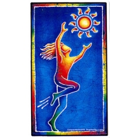 SUNCATCHER BATIK STICKER
