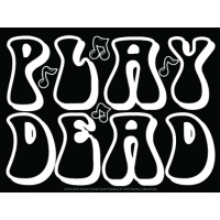 Play Dead Sticker