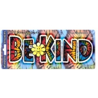 Be Kind Daisy Sticker