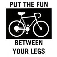 But The Fun Between Your Legs Sticker