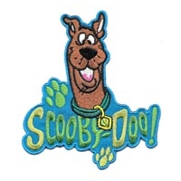 Scooby Doo Patch