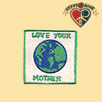 LOVE YOUR MOTHER HEMP PATCH