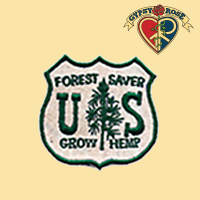 FOREST SAVER-HEMP PATCH