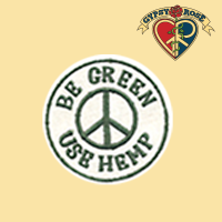 BE GREEN USE HEMP PATCH